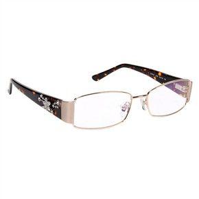 Womens eyewear, Eyeglasses and Crystal flower on Pinterest