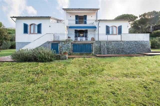 Luxury Single Family Home Property in MarcianaLivorno | Detached villa nestled within fenced garden | Milan Sotheby