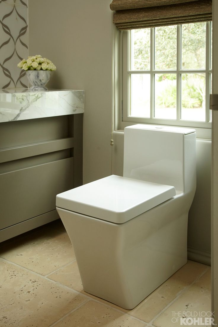 Photo Gallery For Photographers Reve toilet in petite powder room homedecor bathroom