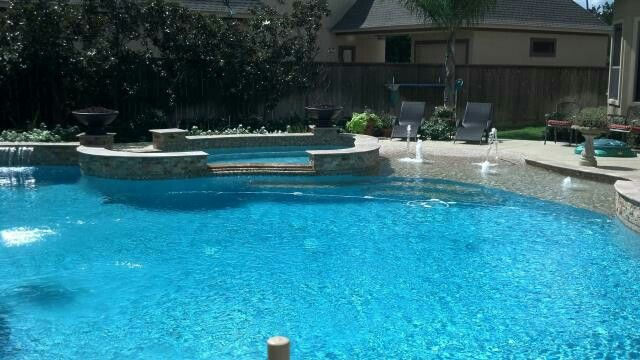 42 Best Finish For Pools Water Color Images On Pinterest