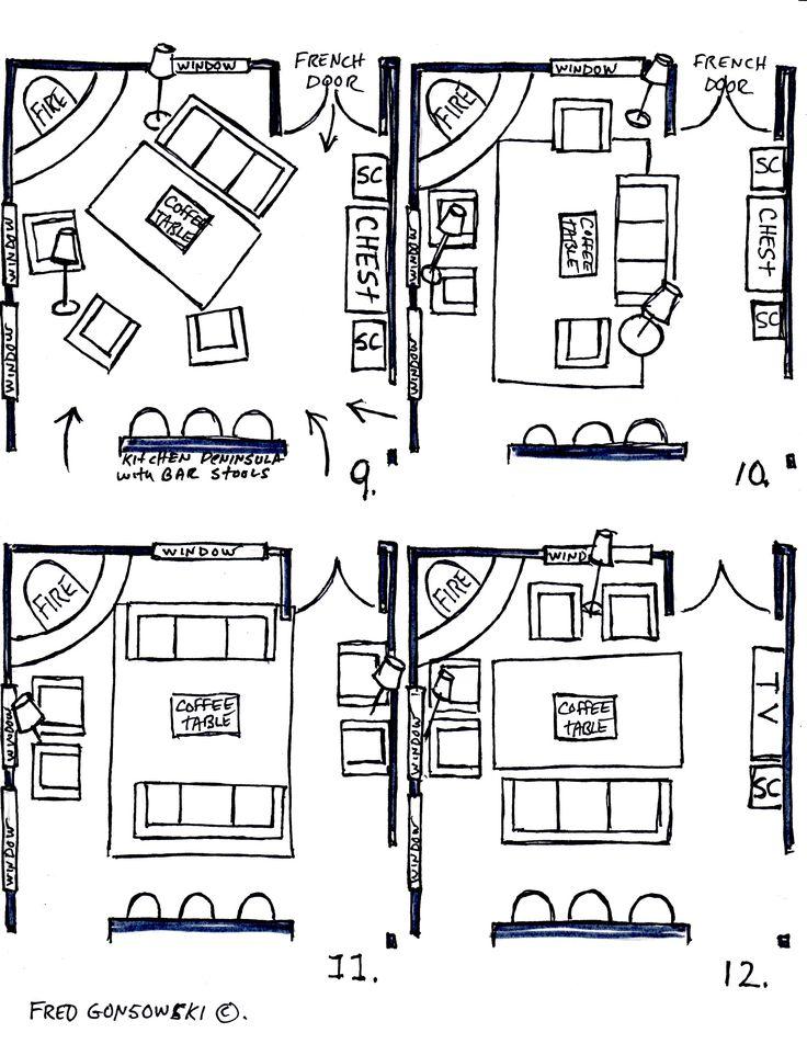 best 25 arrange furniture ideas on pinterest furniture arrangement interior design living. Black Bedroom Furniture Sets. Home Design Ideas