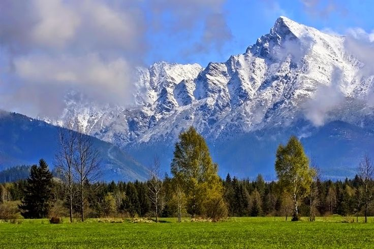 Kriváň - Vysoké Tatry