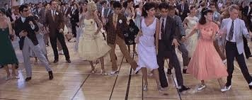 prom grease dance scene - Google Search