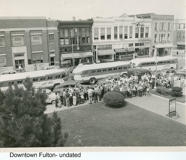 Downtown Fulton by William Woods University, via Flickr