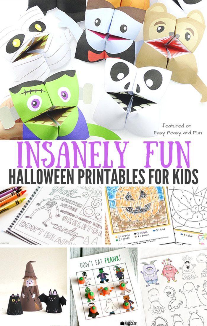 114 besten Halloween!!!! Bilder auf Pinterest | Basteln herbst ...