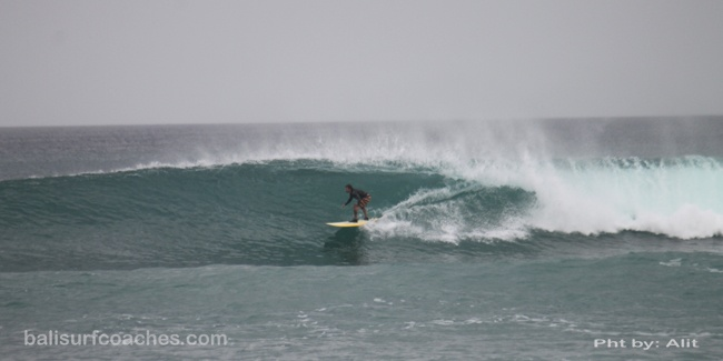 Dreamland Beach | Bali Surf Coaches