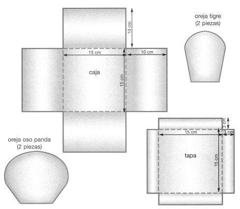 VARIOS MODELOS DE CAJAS. -----            LAS MANUALIDADES DE CLAUDIA (TODO SACADO DE LA WEB): 10/  cajas decorativas con tapa