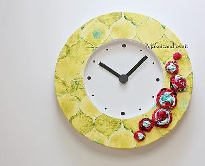151 best Repurposed Clocks images on Pinterest Crafts Home