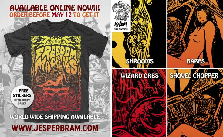 http://www.jesperbram.com/portfolio/freedom-machines-tshirt/