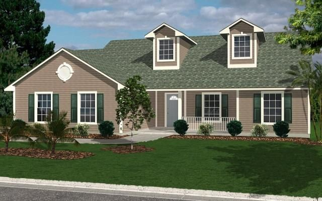 4 Bedroom One Story House Plans With Basement