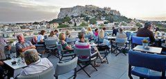 Athens Open Air:  Δροσιά και γεύσεις σε κήπους, αυλές και ταράτσες. Ξεκλειδώνουμε τις μυστικές Εδέμ της Αθήνας και βρίσκουμε δροσερές γωνιές για να χαλαρώσουμε και να φτιάξουμε ατμόσφαιρα.