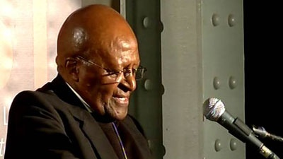 """Tutu calls for inward reflection by South Africans. Archbishop Emeritus Desmond Tutu has called for inward reflection by all South Africans, following the events at Marikana. Tutu was speaking at the launch of a memoir by former anti-apartheid activist, Father Michael Lapsley, at the District Six Museum in Cape Town last night.    He said: """"We thought we were having a nightmare when the images of Marikana plashed on our TV screens. It was on the front pages of most newspapers across the…"""