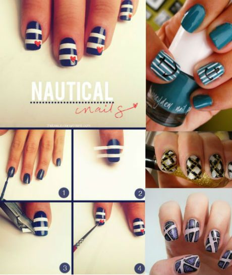 17 Best Images About Uñas Pintadas On Pinterest