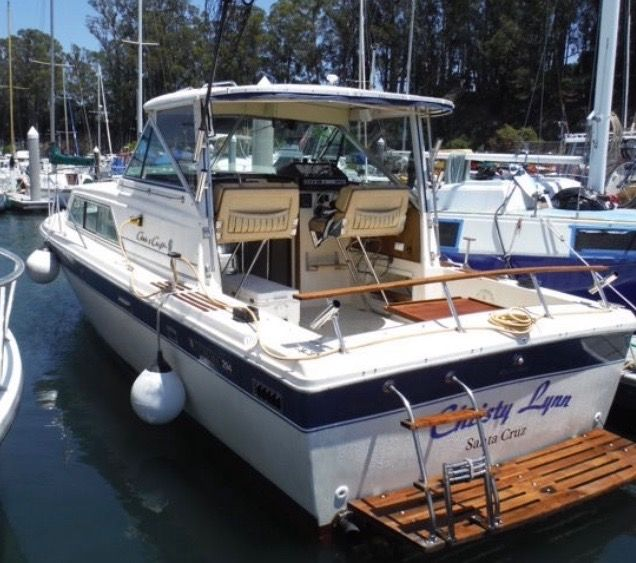 Christy Lynn Day Back Chris Craft Chris Craft Boats Fishing Boats For Sale