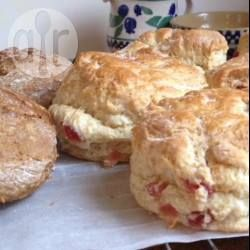Recipe photo: Cherry scones