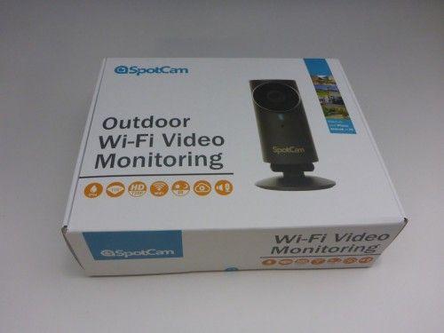 クラウドサーバーに録画可能!双方向通話OK!カンタン接続・防水防塵ネットワーク防犯カメラ『SpotCam HD Pro』開封の儀! | ガジェット通信