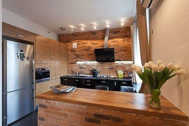 Дизайн интерьера в стиле лофт - Дизайн интерьеров | Идеи вашего дома | Lodgers