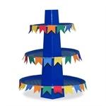 Baleiro Bandeirinhas para Festa Junina