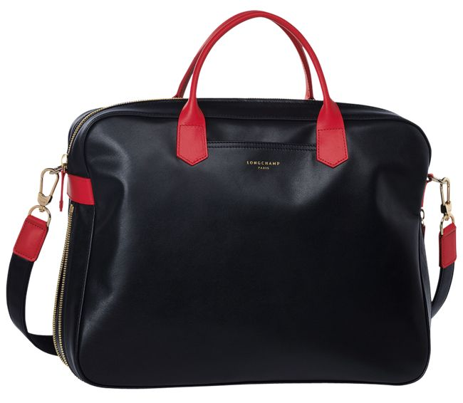 Longchamp Bolso Piel