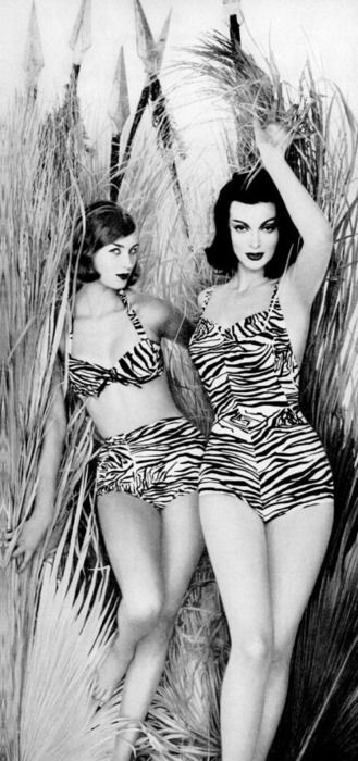 1959, Swimwear.