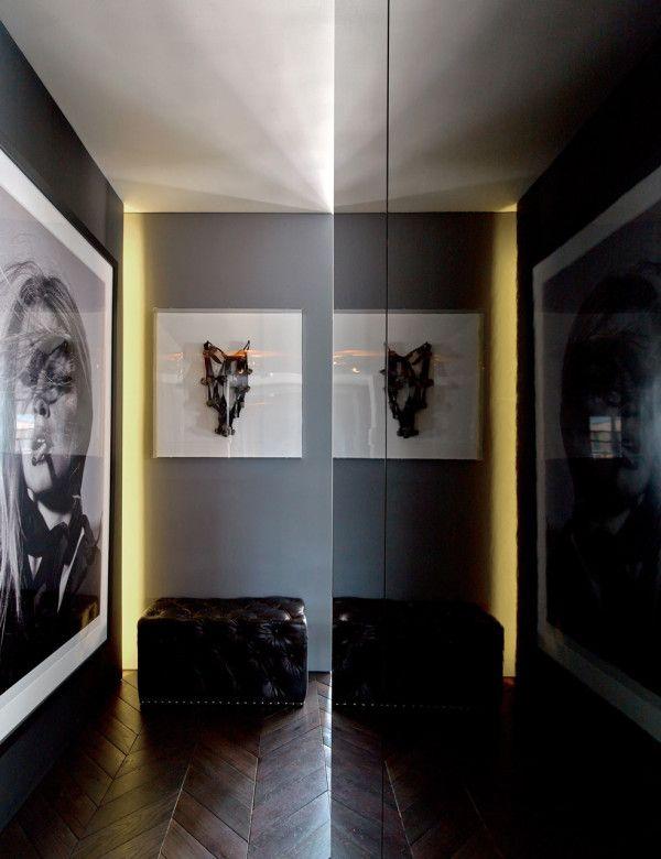 NYC Apartment designed by Messana O'Rorke