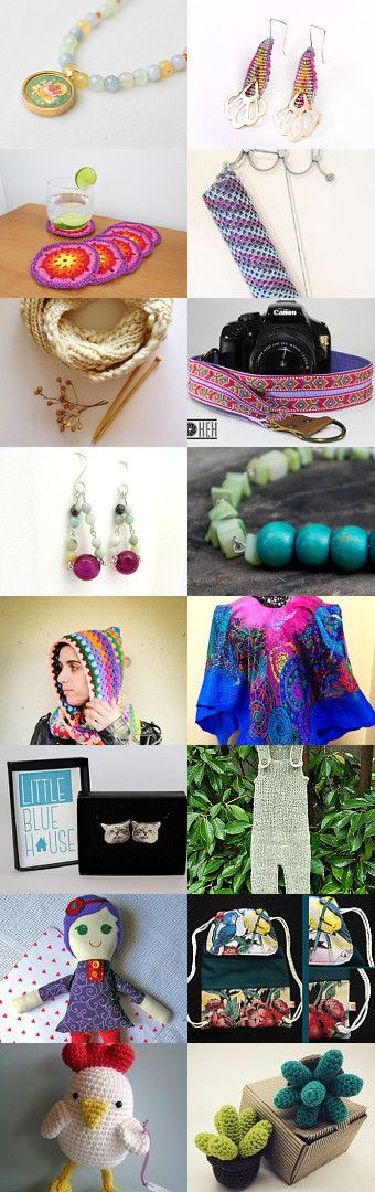 Chilean trends - Enjoy the SPRINGFALL!!!!!!!!!! by Sara Acuña on Etsy--Pinned with TreasuryPin.com