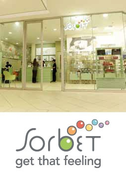 Sorbet get that feeling. Visit out website at www.sorbet.co.za.