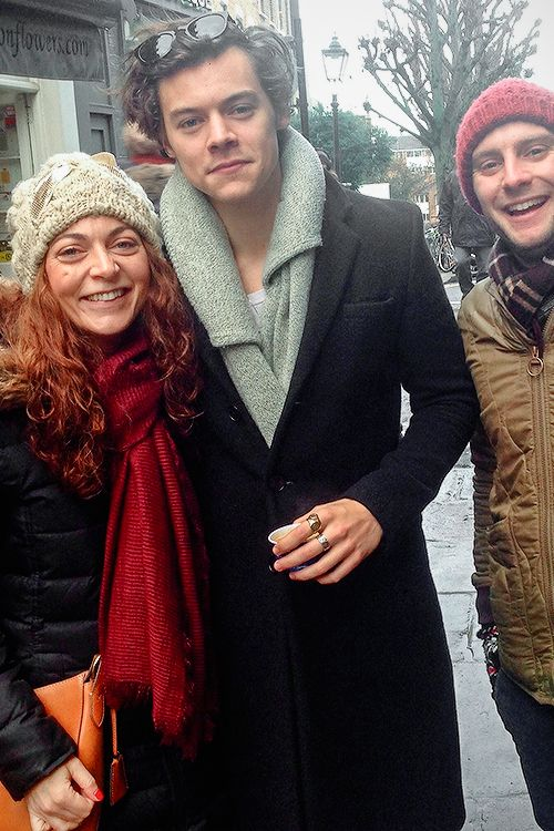"""harrehmadness: """"Leanne_Tunney: @Harry_Styles What a well-mannered young man. Lovely to meet you and your pal today! Enjoy the rest of your weekend. L & J x """""""