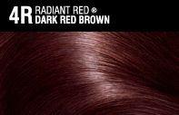 4R dark red brown