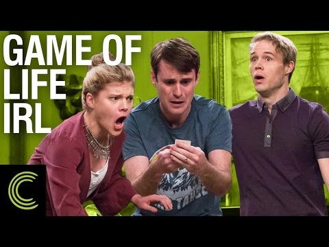Game of Life IRL - YouTube