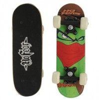 No Fear Micro 'Hulk' Skateboard für Kinder