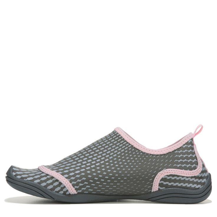 Jsport Women's Mermaid Water Shoes (Grey/Petal) - 9.0 M
