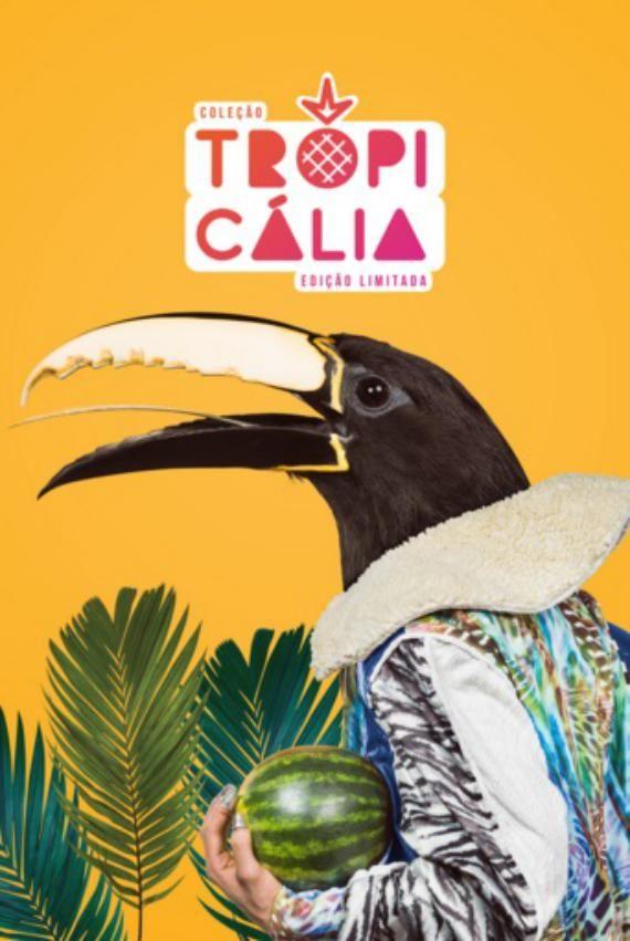 Campanha Tropicália Chilli Beans