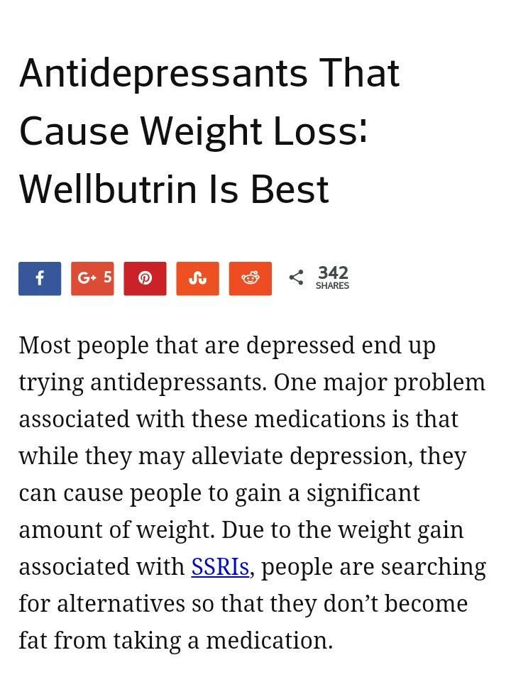 Pin on wellbutrin weight loss