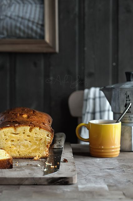 Lemon Bread..