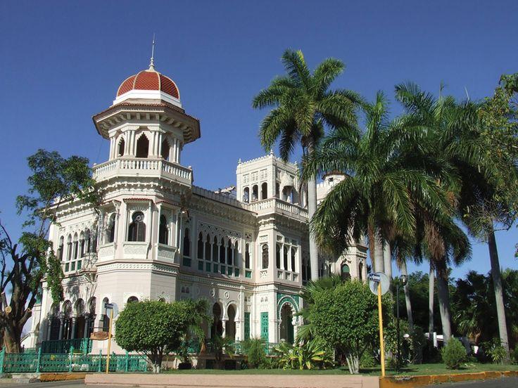 Ferrer Palace at cienfuegos