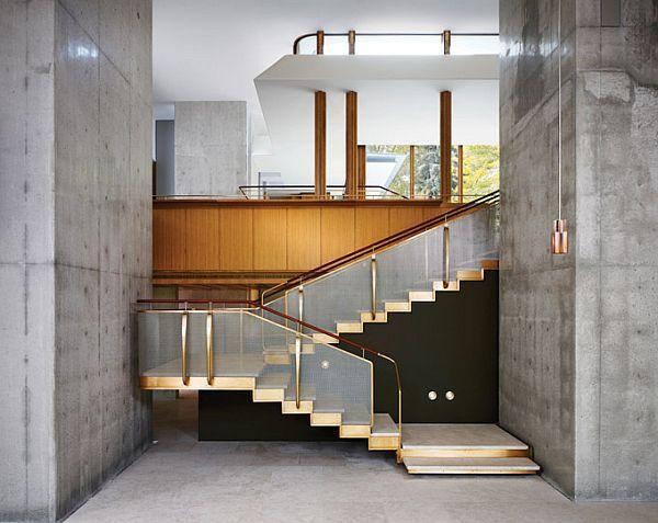 7 besten BALUSTRADE Bilder auf Pinterest Treppen, Treppengeländer - exklusives treppen design