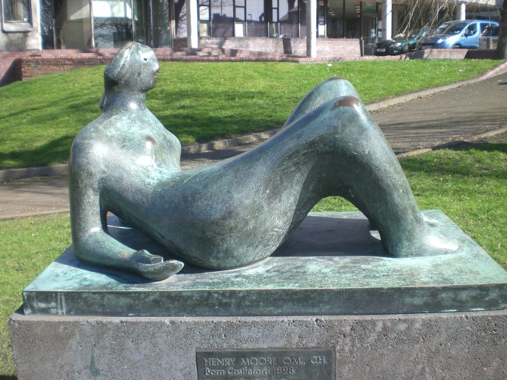 Henry Moore, Castleford, England