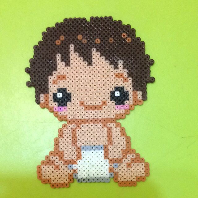 Baby Mini Hama beads