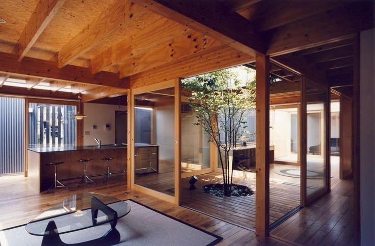 建築家:貴志泰正「I HOUSE (木造平屋)」