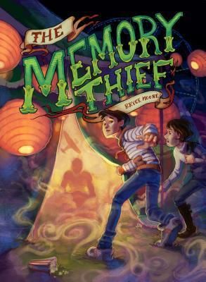 Book Review: Memory Thief by Bryce Moore