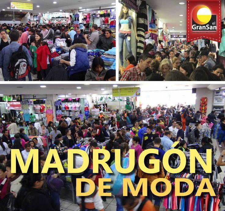 Te esperamos mañana en nuestro gran #Madrugón de Moda a partir de las 4:00 a.m. ¡No te lo puedes perder!  #SoyCapaz de creer en mi país!