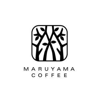 丸山珈琲のロゴ:バックグラウンドを表現する | ロゴストック