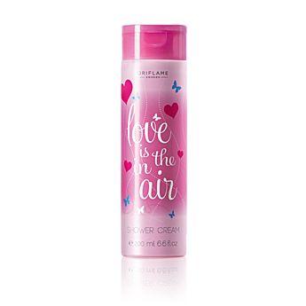 Love is in the air Shower Cream    Valentýnský sprchový gel