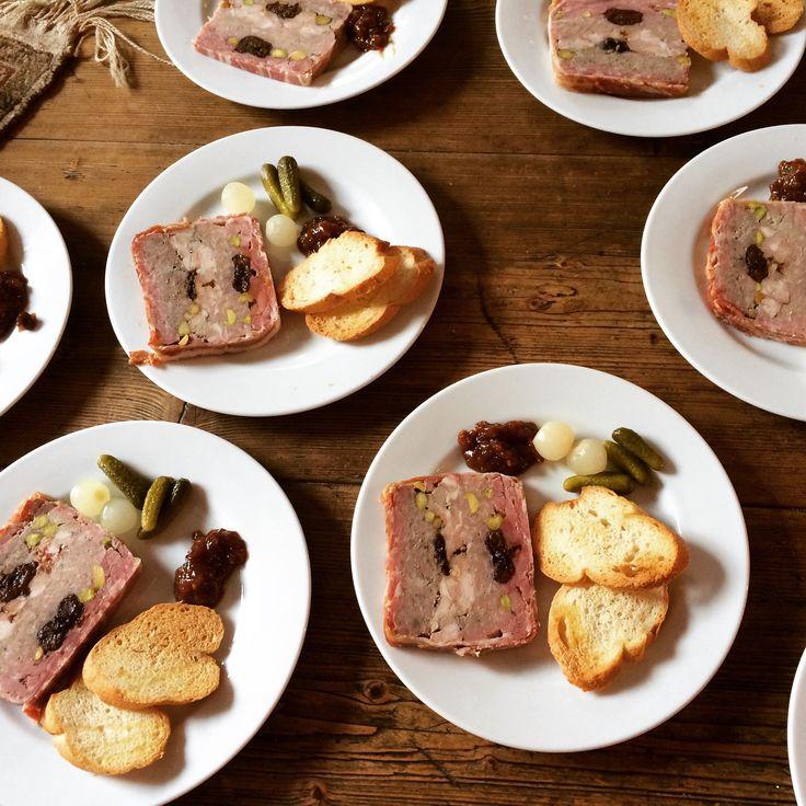 Cooking Expert 101: The Best Pork Terrine