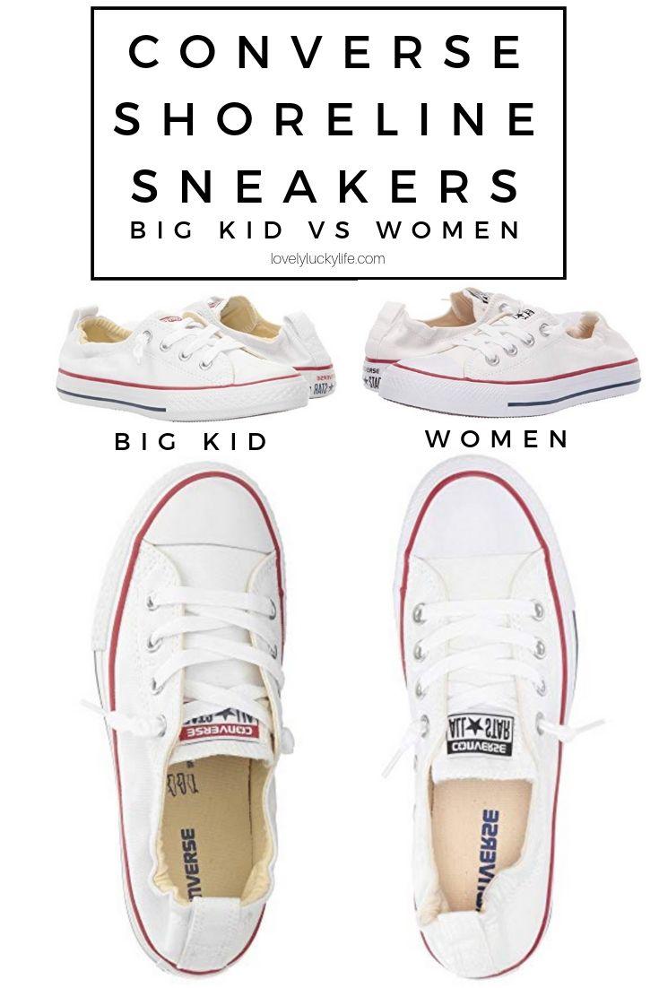 Converse shoreline, Converse, Sneakers