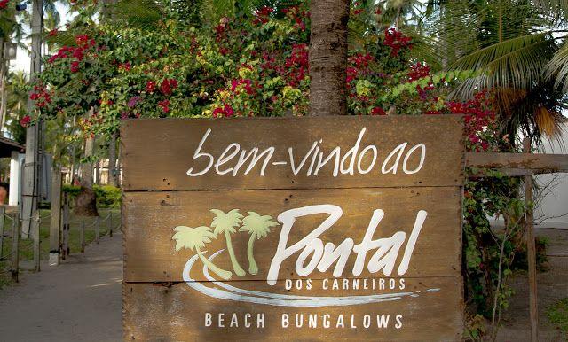 Eu tô de folga: Praia Pontal dos Carneiros. Um dos paraisos na Ter...