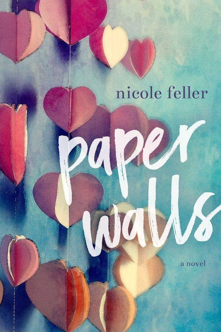 PAPER WALLS by Nicole Feller  www.nicolefeller.com