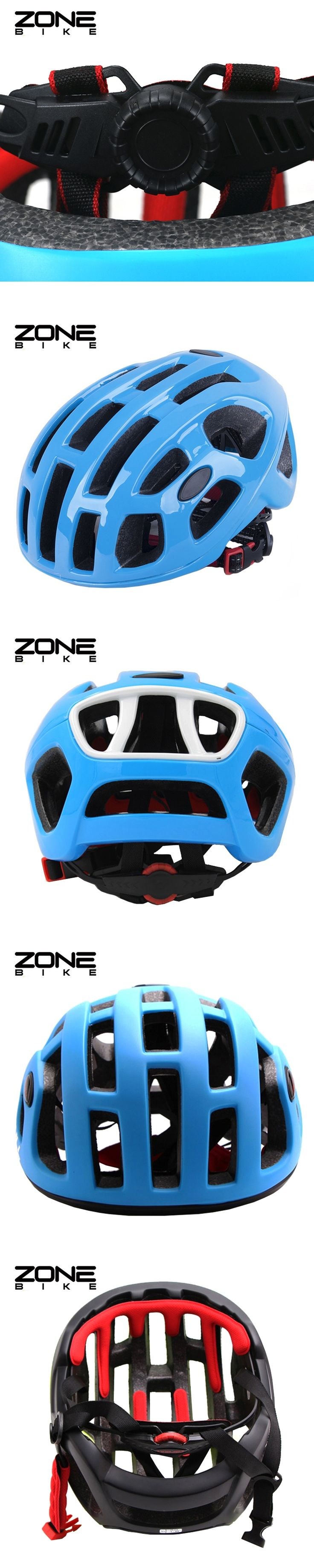 ZONEBIKE EPS Cycling Helmet Bicycle Bike Capacete Casco Ciclismo Mtb Casque Velo Route Bisiklet Kask Head Circumference 56-62cm