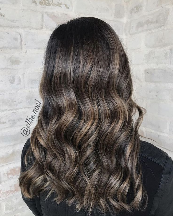 Beautiful Hand Painted Balayage By Ellie Noel Cabello